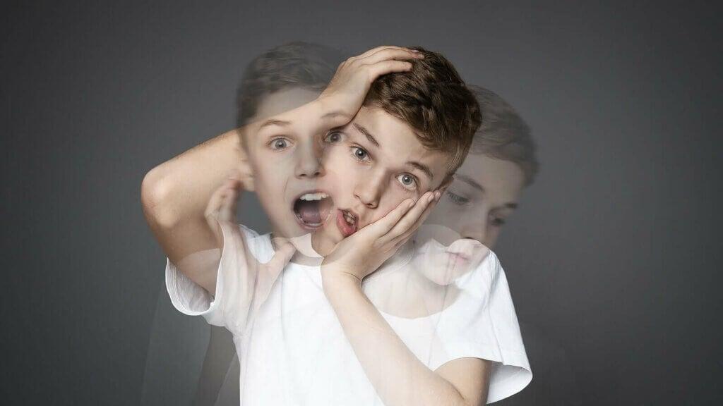 Lapsuusiän skitsofrenia
