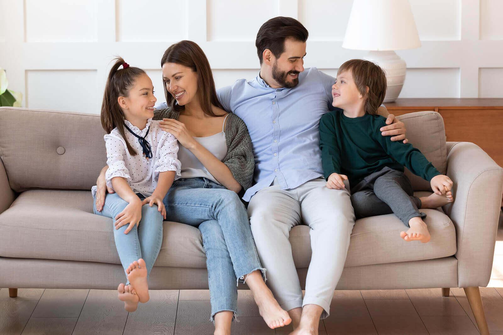 11 tapaa, joilla vanhempi voi osoittaa auktoriteettiaan rakkaudella