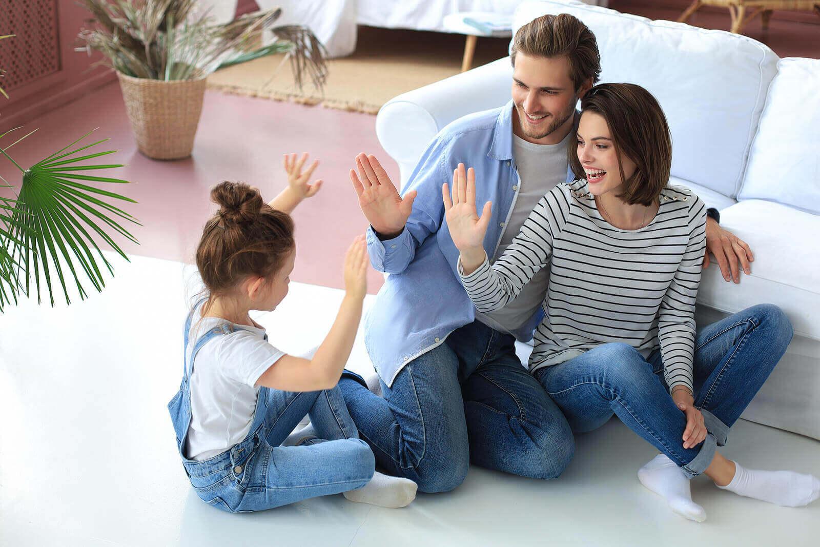 Miksi vanhempien on tärkeää tehdä yhteistyötä lapsen kasvatuksessa?