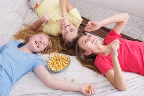 7 lapsen tunneälyn kehitystä tukevaa elokuvaa