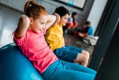 Kestävyysharjoittelun hyödyt lapselle