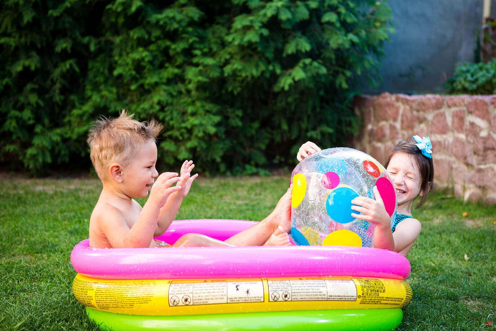 Vedellä leikkimisen hyödyt lapselle