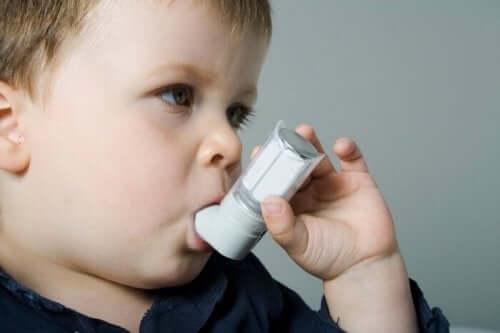 Imettäminen voi ehkäistä astmaa