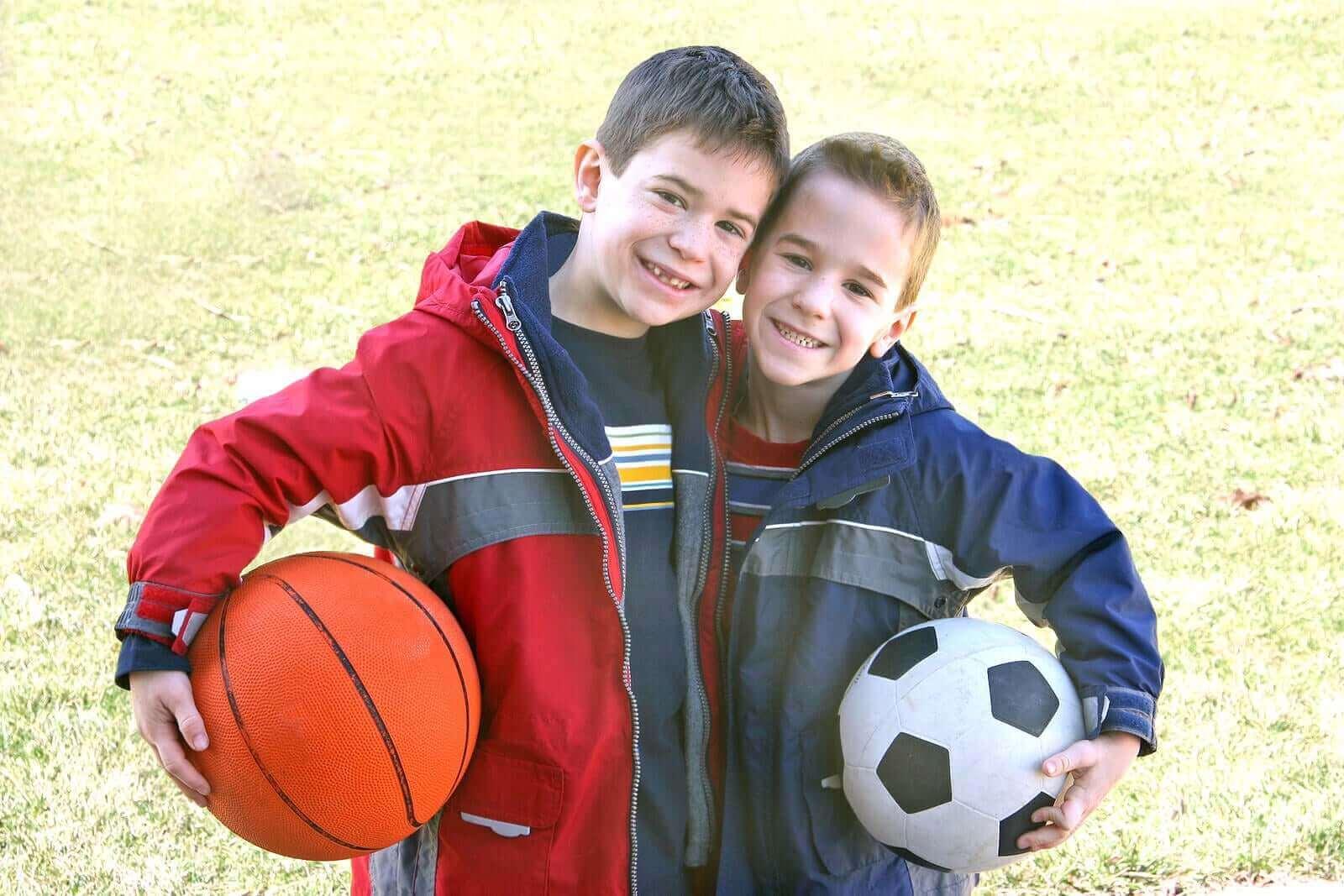 Mitkä ovat parhaat urheilulajit lapselle?