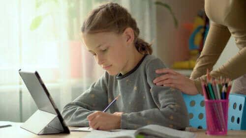Miksi jotkut lapset ovat yritteliäämpiä kuin toiset?