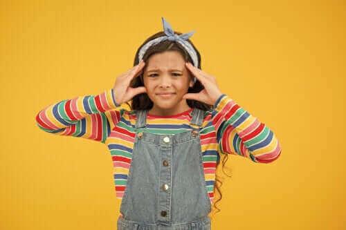 Miten henkinen väsymys vaikuttaa lapseen?