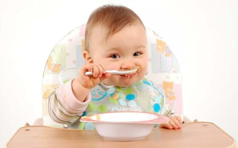 4 makeaa reseptiä 1-2-vuotiaille