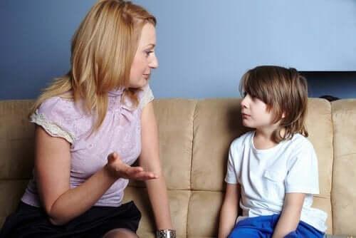 Lapsen moraalinen kehitys