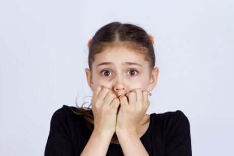 Lapsen paniikkihäiriö