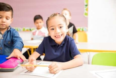 Kun lapsi aloittaa peruskoulun, hänellä alkaa elämässään uudenlainen vaihe täynnä muutoksia