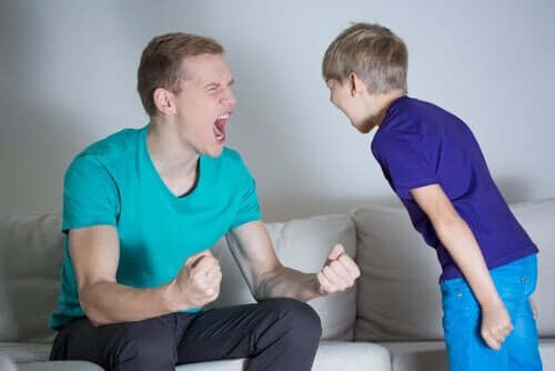 Verbaalisen väkivallan seuraukset lapselle