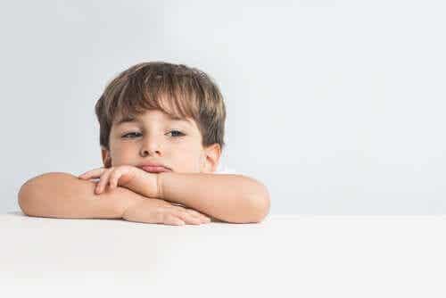 Miten puhua lapselle tunteista?