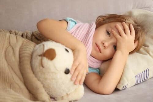 Lapsuusiän dermatomyosiitti on autoimmuunisairaus.
