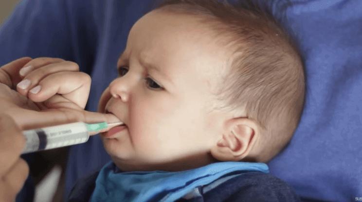 Vauvan nännihämmennys